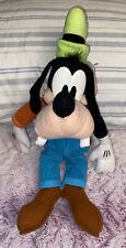 "Mattel Mickey For Kids 18"" GOOFY  Plush W/TAGS"