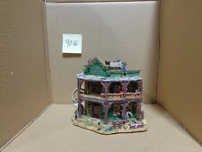 Lemax Spooky Town Dry Gulch Hotel #75553 As-Is 9016