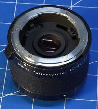 Nikon TC-201 2X Teleconverter Lens for Nikon Cameras