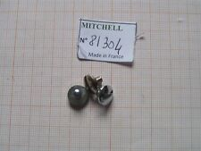 3 VIS CARTER MOULINET MITCHELL 308 308A 309 908 909 SIDE PLATE SCREW PART 81304