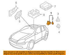 VW VOLKSWAGEN OEM 3D0998275A 05-09 Jetta Parking Aid Sensor 3D0-998-275-A