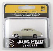 Ho Scale City Classic Just Plug Vehicle (20mA) - Woodland Scenics #Jp5592