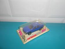 18.03.18.1 renault X54 SAFRANE bleue n°221 série 200 Majorette neuf boite
