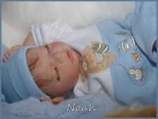NOAH by REVA SCHICK~ REBORN CUSTOM BABY~  MADE FROM YOUR CHOICES