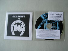 THE HEAVY job lot of 2 promo CDs Sixteen/No Time Turn Up
