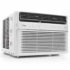 Midea 8,000 BTU Window Air Conditioner 350 sq ft w/ Remote & Voice & App Alexa