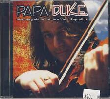Ukrainian CD,Papa Duke feat Violin Virtuoso Vasyl Popadiuk, Traditional, MP3 11