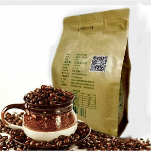 454g Blue Mountain Coffee Beans 100% Jamaica Jablum Gold Peaberry