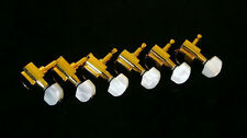 Electric Guitar gold plated machine heads tuners 6-in-line 233G-P8W