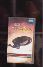 STAR TREK voyager (caretaker 1.1) vhs UK import  (new and sealed) rare find