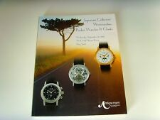 Used - ANTIQUORUM Catalogue Auctions Patek Philippe - September 2006