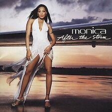 FREE US SHIP. on ANY 2 CDs! ~Used,VeryGood CD Monica: After the Storm