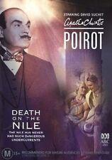 Agatha Christie - Poirot - Death On The Nile (DVD, 2004)