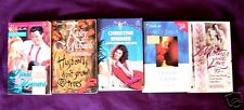 LOT OF 5 SILHOUETTE ROMANCE NOVELS GREAT DEAL!!!