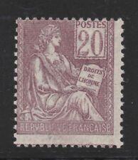FRANCE N°  113 ** neuf sans charnière, TTB, cote: 200 €