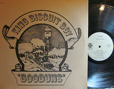 King Biscuit Boy - Gooduns  (Paramount 6025) (cover opens like a manilla folder)
