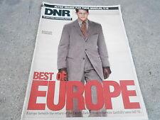 FEB 18 1991 DNR mens fashion magazine BEST OF EUROPE - Giorgio Armani