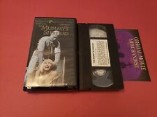 The Mummy's Shroud VHS Anchor Bay Clamshell Hammer Collection