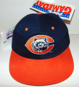 Vintage CHICAGO BEARS First Pick (STARTER) GameDay CAP Hat NWT NEW 1980's 80's