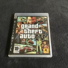 PS3 Grand Theft Auto IV FRA CD état neuf #4