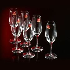 Set of 6 Calp 18cl Luxion Daily Calice Water Goblet Flute Glass RRP:49.99