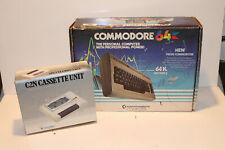 commodore 64 with accessories