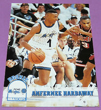 ANFERNEE HARDAWAY ROOKIE ORLANDO MAGIC SKY BOX 1993-1994 NBA BASKETBALL CARD