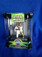 Star Wars Silver Anniversary 1977 - 2002 - Swing to Freedom Luke and Leia - NEW!