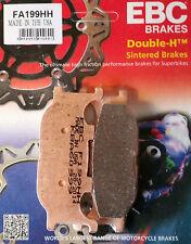EBC/FA199HH Sintered Brake Pads (Front) for Yamaha FZ6 Fazer, XP500 T-Max, MT-03