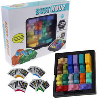 Modern Busy Hour Puzzle Fun Rush Hour Traffic Jam Logic Game Toys Boys Gifts