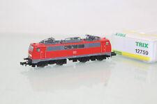 Minitrix N 12759 E-Lok BR 111 199-6 der DB AG neuwertig in OVP (SL7532)