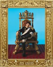 BLOCK B ZICO [GALLERY] 1st Mini Album CD+POSTER+Photo Card+Sticker K-POP SEALED