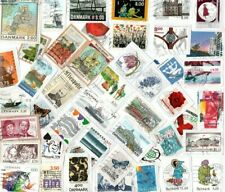 A LOVELY MIX OF MOSTLY RECENT COMMEMORATIVE STAMPS FROM DENMARK