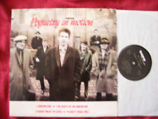 The Pogues - Poguetry in motion + 3      britische Maxi / EP   Vinyl