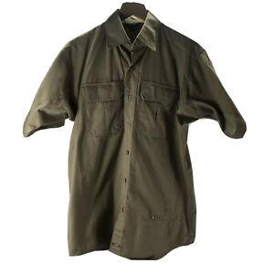 Blackhawk Warrior Wear  Tactical Button Down Shirt Men's size Small