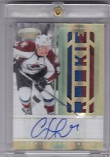 GABRIEL LANDESKOG 2011-12 CERTIFIED PRIME AUTO PATCH RC #14/25 #222 COLORADO !