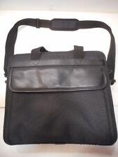 Gateway Laptop Notebook Bag Carry Case Messenger black breifcase 2001