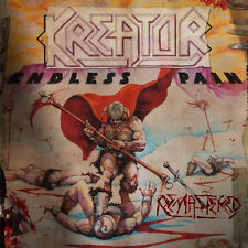 Kreator Endless Pain Double LP Vinyl 2017