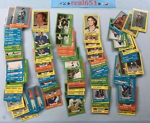 1973 Topps Hockey Vintage Lot x 166 Cards PIT MARTIN DENNIS KEARNS Old NHL Batch