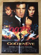 Filmposter * Kinoplakat * A1 * James Bond 007 * Goldeneye * 1995 *Pierce Brosnan
