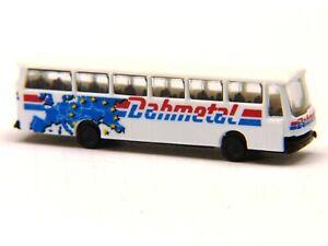 """Spur Z 1:220 von Noch Kleinserie Reisebus """"Dahmetal"""" NEU"""