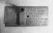 SIGHT FEED OILER FOR FORDS, MODEL T FORD