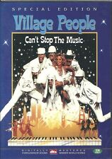 VILLAGE PEOPLE   CAN'T STOP THE MUSIC   NEW  DVD
