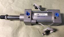 "NEW SMC C95SDB50-50-Y7PWSDPC Pneumatic Cylinder w/ Sensors 2"" Stroke 3/4"" Bore"