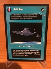 Star Wars CCG BATTLE ORDER Reflections III
