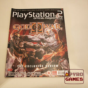 Official PlayStation 2 Magazine UK - March 2007 - Issue 83
