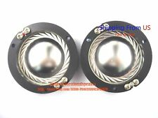 2pcs Diaphragm for Altec Lansing 806 807 808 8 Ohm 26420xx Horn Driver From US