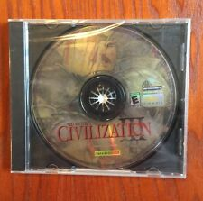 Sid Meier's Civilization III Civ3 PC Older XP Game Read Desc for tips on New Win