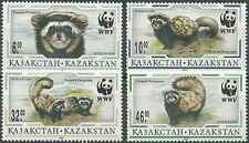 Timbres Animaux Kazakhstan 124/7 ** année 1997 lot 26715