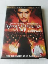V For Vendetta Widescreen Edition DVD